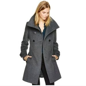 Babaton bromley wool coat